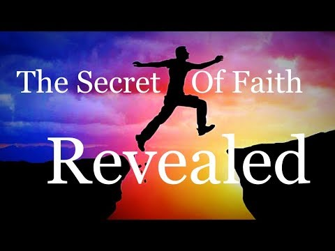 The POWER of FAITH! Find FREEDOM and OVERCOME IT ALL by using this Ancient Hidden Wisdom