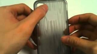 아이폰4/4S 투명젤리케이스