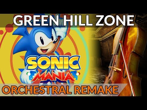 Green Hill Zone - Sonic the Hedgehog (Orchestra / Film Score Remake)