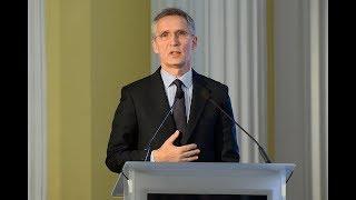 NATO Secretary General Jens Stoltenberg's Conference Address