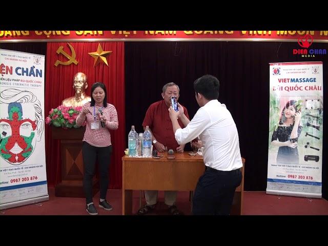 Diện Chẩn Bùi Quốc Châu- Cảm nhận học viên Sau khi học 3 ngày với Thầy