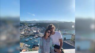 Sandra Gago y Feliciano López, muy acaramelados en su última escapada romántica