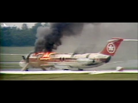 Fire Fight | Air Canada Flight 797