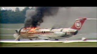 FS2004 - Fire Fight (Air Canada Flight 797)