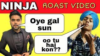 Kalla Changa   Ninja   Latest Punjabi New Songs Roast   Harshdeep Singh
