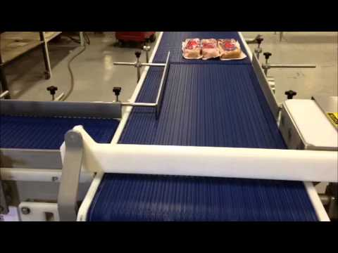 Pneumatic 90° Transfer - Pretty Nifty - by Multi-Conveyor