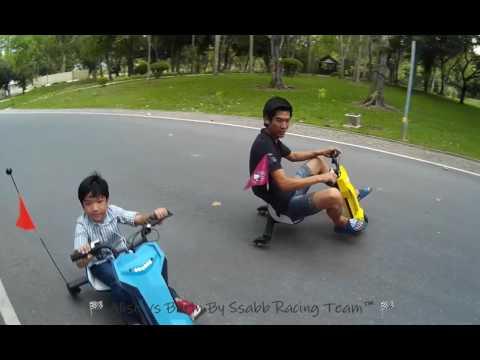 สามล้อดริฟ สามล้อไฟฟ้าดริฟ จักรยานไฟฟ้า ดริฟ สามล้อดริฟมอเตอร์ไฟฟ้า Bike Trike Drift By Ssabb Racing