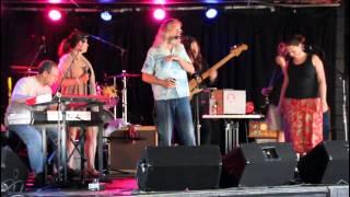 Sandy Mack & Friends Wonderjam  6 15 14 Straighten Up Baby