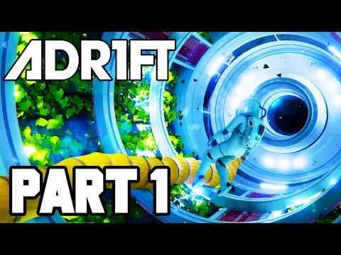 ADRIFT Gameplay Part 1 - INSANE GRAPHICS!! (1080p 60fps PC HD)