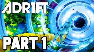 ADRIFT Gameplay Part 1 - INSANE GRAPHICS!! (1080p 60fps PC HD)