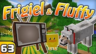 FRIGIEL & FLUFFY : JE DÉCORE LANNIEL | Minecraft - S4 Ep.63