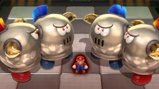 Duplicating Prince Bully until I die in Super Mario 3D World