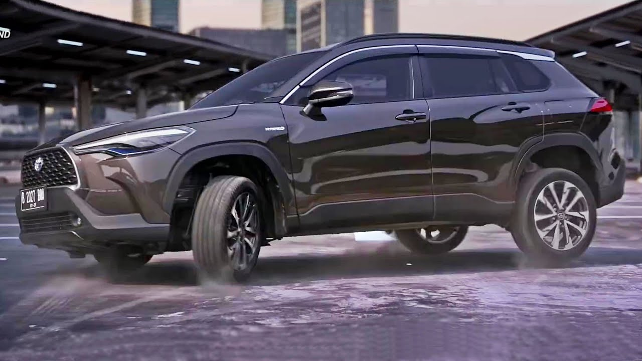 2021 Toyota Corolla Cross Fabulous Compact Suv Youtube