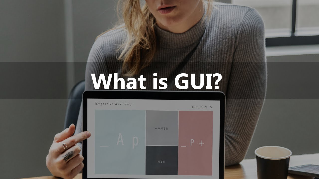 Download What is GUI (Graphical User Interface)?