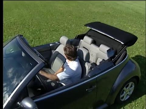 2005 Volkswagen New Beetle Convertible Test Drive