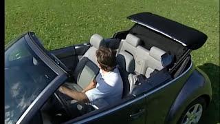 2005 Volkswagen New Beetle Convertible Test Drive Report