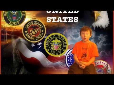 Canaan Schools Veteran's Day Video - 2015