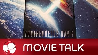 AMC Movie Talk - INDEPENDENCE DAY 2 Poster, BAD BOYS 3 With Director Joe Carnahan