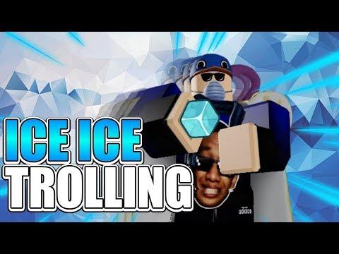 Blox Piece - Ice Trolling