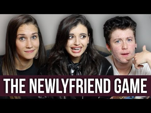 THE NEWLYFRIEND GAME ft Miles Mckenna & Shannon Beveridge