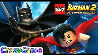 #LEGO #Batman 2 DC Super Heroes Full Episodes - Best Game for Children & Kids