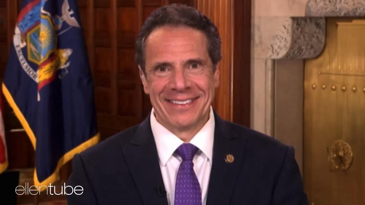 Andrew Cuomo Adorably Embraces His Cuomosexual Fans Youtube