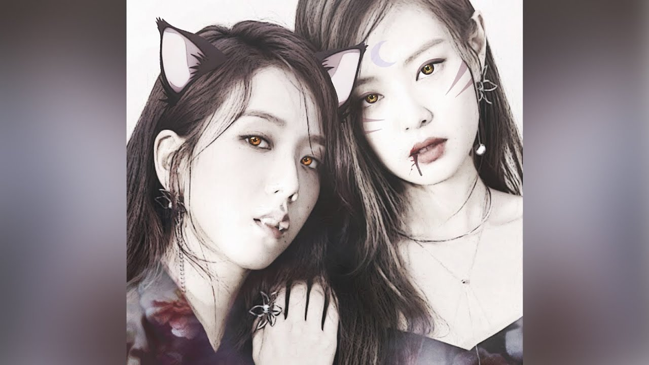 Blackpink Jisoo Jennie Edit Inuyasha Inspired L Speed Editing