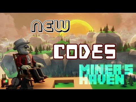 2017 Miner's Heaven Roblox Codes (June)