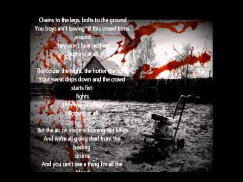 The Graveyard Train - Ballad For Beelzebub