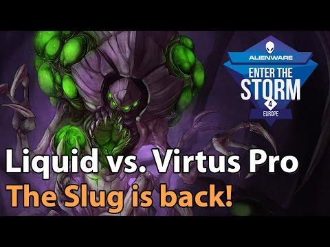 ► Heroes of the Storm Pro Gameplay: TeamLiquid vs. Virtus Pro - ETS EU Finals