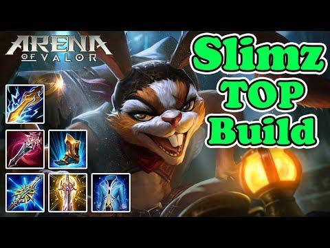 Slimz Top Build
