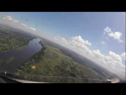 Dash 8 - 300 Bush Flying in Africa