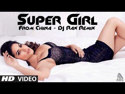 Super Girl From China - DJ Rax Remix   Teaser