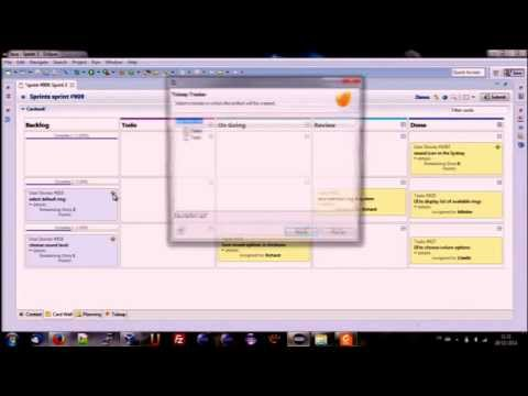 First Open-Source Agile Planner in Eclipse, by and for Agile Teams