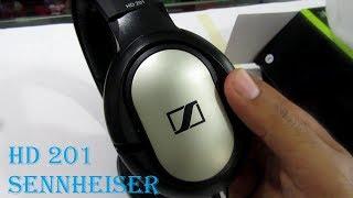 Sennheiser HD-201 Over-Ear Headphone