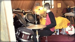 Video SNB Drum Cover ( I Give You Glory) download MP3, 3GP, MP4, WEBM, AVI, FLV Agustus 2018