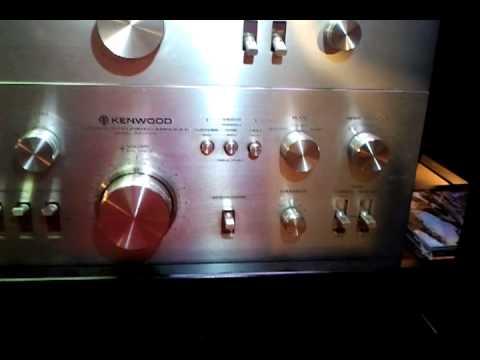 Vintage Kenwood Twins, Heathkit Tube Amplifier, EPI Epicure and Boston  Acoustic speakers  APM-200