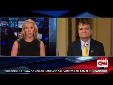 CNN: Rep. Quigley discussed the Russia Investigation with Poppy Harlow