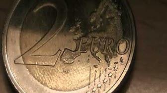Tälläset 2 Euron kolikot
