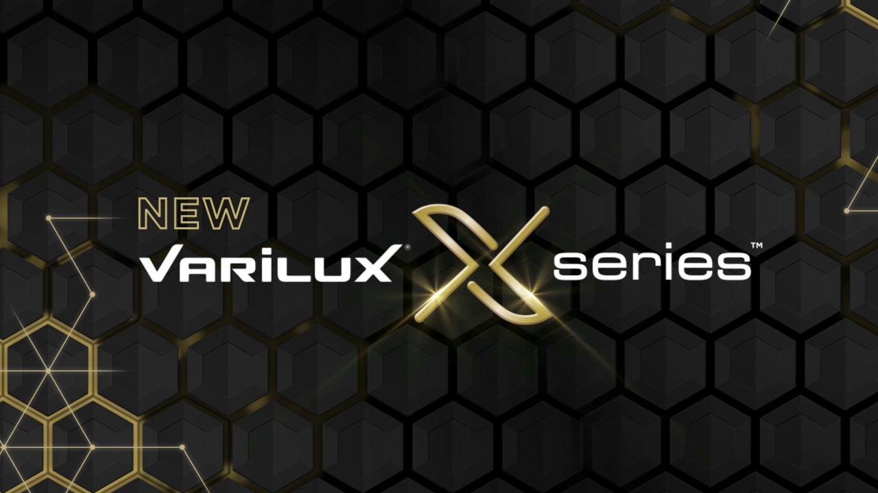 Varilux X Series - A Revolution in Progressive Lenses. Essilor USA 200a6a9c8dc3