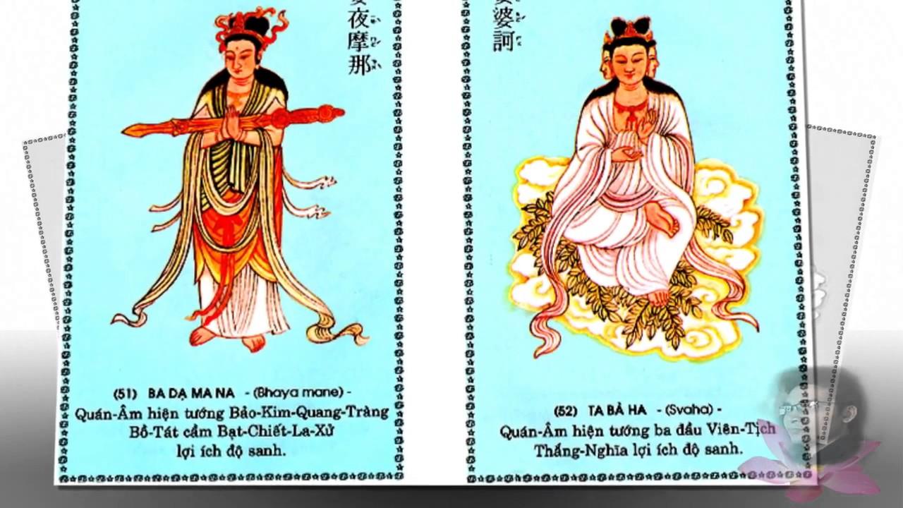 Nhạc niệm Chú đại bi tiếng Việt 84 câu chuẩn dễ thuộc   Niem Phat