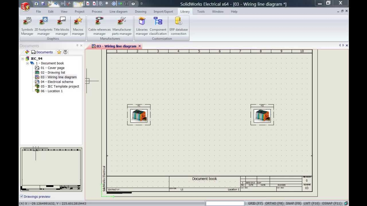 37 Solidworks Electrical How To Add A Custom Cable Youtube Iec Computer Wiring Diagram