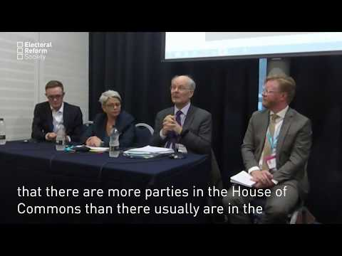 Prof John Curtice – First Past the Post and Small Parties
