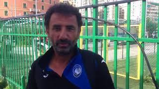 Giovanni Bosi, tecnico dell'Atalanta Under 17, ai microfoni di Pian...