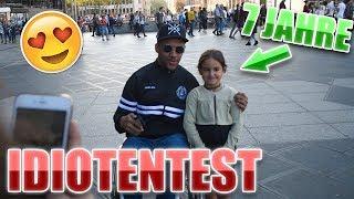 IDIOTENTEST KÖLN | 7 Jährige weiß alles!! 😱😍 | Leeroy Matata