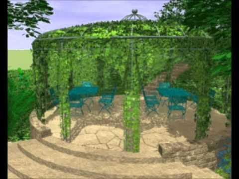 Weicher Garten