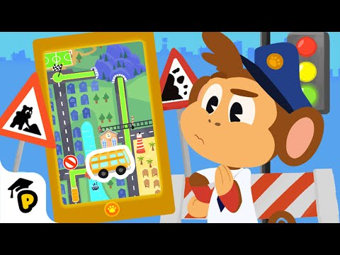 This is the way! | Learn directions with Bip | Dr. Panda TotoTime | Kids learning Video