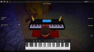 21 Guns - 21st Century Breakdown by: Green Day on a ROBLOX piano.