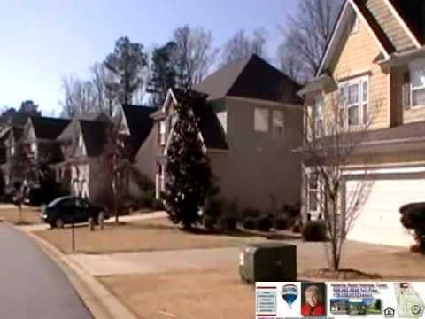 Mill Creek Subdivision Canton GA - Drive Through Neighborhood Video Tour