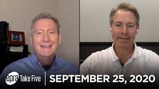 Take 5 | Allan Rienstra | September 25, 2020